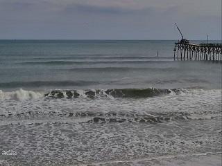 Surf City Pier – North Web Cam