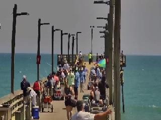 Surf City Fishing Pier Web Cam